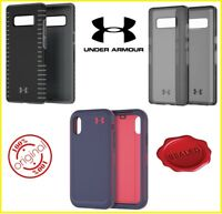 Apple iPhone X, XS & Samsung Galaxy Note 8 Under Armour Authentic Protect Case