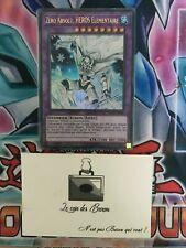 Yu-Gi-OH! Zéro Absolut, HÉros Élémentaire BLHR-FR065 1st Ultra rare