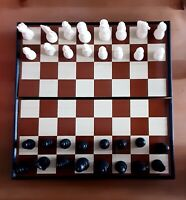 Magnetic Chess Set Complete Folding Travel