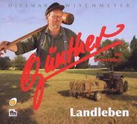 DER TRECKERFAHRER GÜNTHER - LANDLEBEN 2 CD  14 TRACKS  NEU