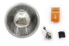 REFLEKTOR H4 mit 6V Birne für K750 M72 + Standlicht (Scheinwerfer Lampe Schirm)