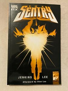 SENTRY TPB RARE SECOND EDITION 2005 OUT OF PRINT COLLECTS SENTY #1 2 3 4 5