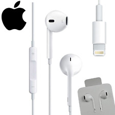 Cuffie Auricolari EarPods Originali MMTN2AM/A X Apple iPhone 5 5S 6 6S 7 7S PLUS