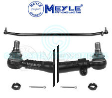 Meyle Track Tie Rod Assembly For SCANIA PGRT - Concrete Mixer 8x4 G P R 380 04on