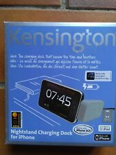 Kensington Nightstand Station de chargement pour iPhone / iPod Reveil