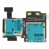 Samsung Galaxy s4 i9500 i9505 sim lecteur de carte micro sd slot Flex card reade