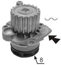 WATER PUMP FOR AUDI A3 SPORTBACK 2.0 TDI 16V 8PA (2004-2013)