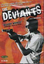 The Deviants DVD Troma John Mikulak