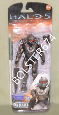SPARTAN TANAKA Halo 5 Guardians 5 Inch Action Figure Mcfarlane Toys