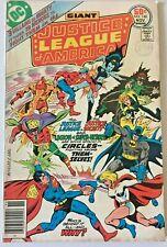 JUSTICE LEAGUE AMERICA. NO. 148. (52 PAGES).  VINTAGE 1977. DC COMICS. FN. 6.0