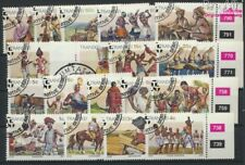 Transkei 1a X-17a X South Africa Fine Used / Cance 9253083 complete Issue