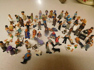 'Homie' figures - Lot of Over 60