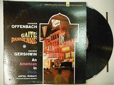 33 RPM Vinyl Jacques Offenbach An American in Paris Mercury SR90431 121514KME