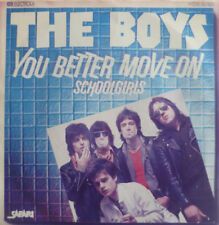 "7"" 1980 CV ROLLING STONES KULT & RARE MINT- ! THE BOYS : You Better Move On"