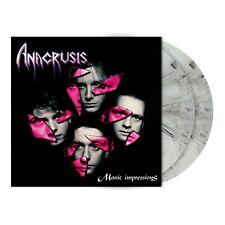 Anacrusis Manic Impressions Light Grey Vinyl LP Record new reissue