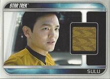 2009 Star Trek Movie  - CC4 COSTUME JOHN CHO as Sulu