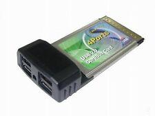 PCMCIA USB 2.0 4-PORT #H247