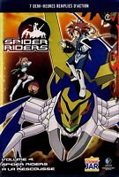 NEW DVD // Spider Riders: Volume 4 - SPIDER RIDERS A LA RESCOUSSE