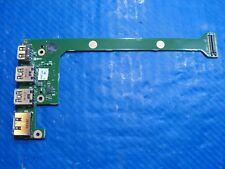 "HP EliteBook 8740w 17"" Genuine Laptop HDMI USB Port Board 6050A2266601 ER*"