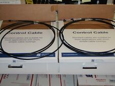 CONTROL CABLE 3300 SERIES CC23012 12FT UNIVERSAL OUTBOARD INBOARD SHIFT THROTTLE