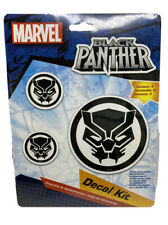 Marvel Black Panther Car/Truck Window Decal Kit