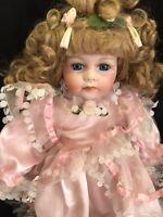 Haunted Daisy Porcelain Doll- Positive Energy