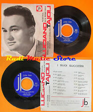 LP 45 7'' LUCIANO TAJOLI Ricorda Avventura a casablanca JUKE BOX cd mc dvd vhs