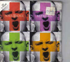 Soul To Soul-Represent cd single sealed