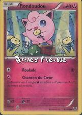 Carte Pokemon - Rondoudou  87/146 XY / X & Y  Commune en Français