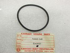 KAWASAKI NOS H1 KH MACH III ENGINE COVER GASKET # 92065-048 OM8