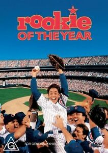 Rookie Of The Year DVD (Pal, 2005) Free Post