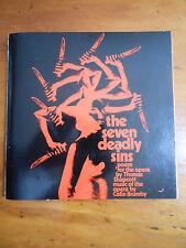 SHAPCOTT, Thomas & BRUMBY, Colin. The Seven Deadly Sins. Ipswich: 1970.