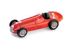 ALFA ROMEO F1 158 GP GRAN BRETAGNA 1950 FARINA SCALA 1/43 S038 BRUMM PROMO