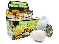 XXL Dino Schlüpf Ei 11cm Hülle transparent - Magic Growing Egg Jumbo Dinosaurier