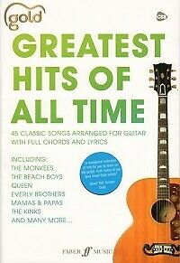 GOLD GREATEST HITS OF ALL TIME Chord Songbook
