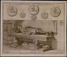 Estampes, gravures et lithographies du XIXe siècle et avant signé en histoire, guerre
