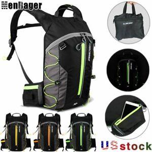 Outdoor Portable MTB Bike Cycling Bicycle Backpack Sport Bag Camping Folding Bag