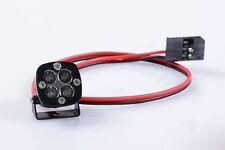 RC4WD 1/10 Baja Designs Squadron Pro LED Lights Z-e0066 Bright 11v Reciever Plug