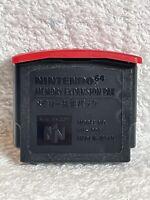 N64 Expansion Pak Pack Official Nintendo 64 Memory Pack OEM Authentic NUS-007