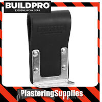 BuildPro Nipps Wire Cutter Holder Leather Heavy Duty Stitching Frog LBFMNFS