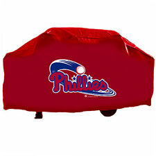 PHILADELPHIA PHILLIES Grill Cover DeLuxe Vinyl