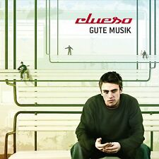 NEW! CLUESO - GUTE MUSIK  CD