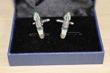 Doctor Dr Who Sonic Screwdriver Cuff Link Cufflinks Set NEW Underground Toys