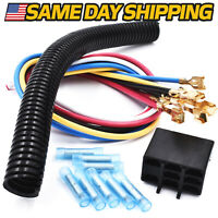 Wire Repair Kit for ExMark Toro PTO Switch 103-5221 116-0124 1-633673 633673