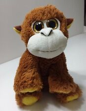 COCO ZAG Plush Stuffed Animal Monkey Big Eyes Adorable Soft