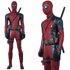 Deadpool 2 Costume Wade Cosplay Costume Deadpool High Class Costume Fancy Dress