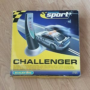 Scalextric Sport 1:32 - C8159 Challenger System With Mercedes CLK Pace Car #A