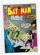 DC Comics Batman #137 VG/F+ 1961   *