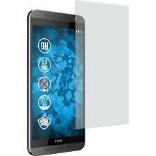 2 x HTC One E9+ Protection Film Tempered Glass anti-glare (matte)