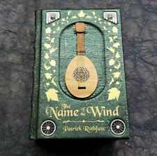 The Name of the Wind – Leatherbound 10th Anniversary Edition